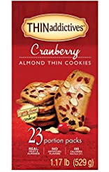 THINaddictives Cranberry Almond Thins - ...