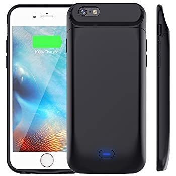 Amazon.com: 5000mAh Battery Case for iPhone 6S/6, Vproof