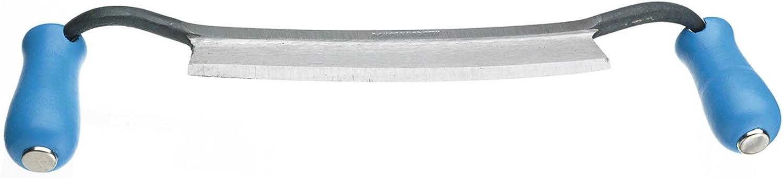 Klingenl/änge: 25 cm Durchgenietetes Heft Ochsenkopf Zug- und Wagnermesser Gewicht: 0,5 kg