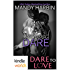 Dare To Love Series: Stripped Dare (Kindle Worlds Novella)