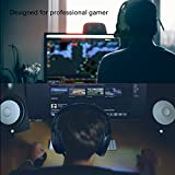 Rimila Stereo Gaming Headset for PS4, PC, Xbox