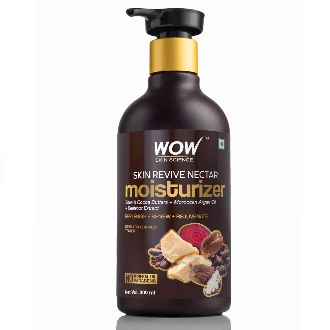 [Apply coupon] WOW Skin Revive Nectar No Parabens & Mineral Oil Moisturiser, 300mL
