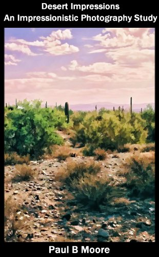 Desert Impressions - An Impressionistic Photography study (Art Book 9)