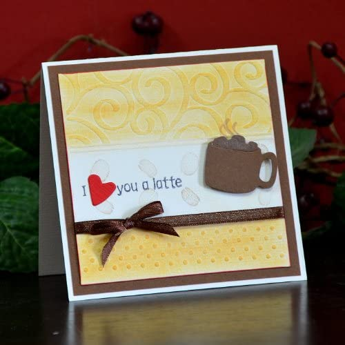 Love You a Latte Card - Fair Trade & Handmade Sales
