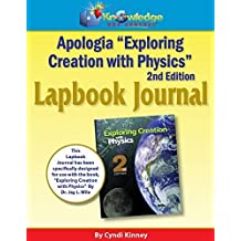 Apologia Exploring Creation With Physics 2nd Edition Lapbook Journal - CD