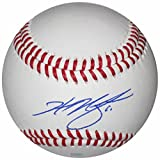 Hunter Renfroe, San Diego Padres, Signed, Autographed, Baseball, a Coa with the Proof Photo of Hunter Signing Will Be Included