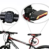 Meilan X5 Wireless Bike Bicycle Rear Tail Light