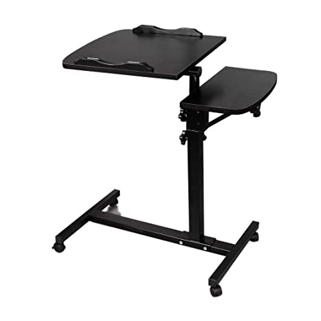 Furniture Laptop Desks Special Section Lifting Mobile Computer Desk Bedside Sofa Bed Notebook Desktop Stand Table Learning Desk Folding Laptop Table Adjustable Table