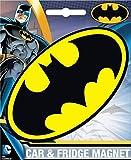 Ata-Boy DC Comics Die-Cut Batman Logo Magnet for