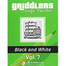 Griddlers Logic Puzzles: Black and White