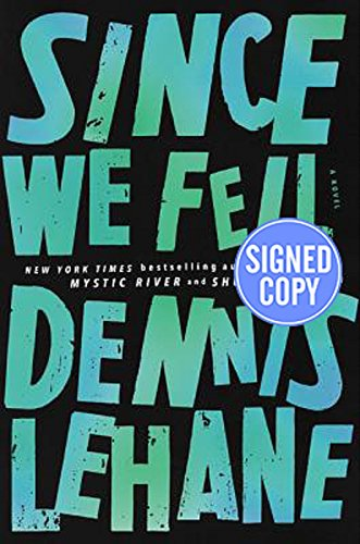 Since We Fell - Signed / Autographed Copy pdf