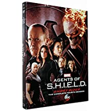 Marvel's Agents of S.H.I.E.L.D season 4. The Complete 4TH Season on DVD