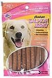 Carolina Pets Oven Baked Salmon Jerky Wheat Free Dog Treats, 6oz Larger Image