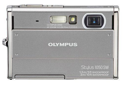 Used, Olympus Stylus 1050SW 10.1MP Digital Camera with 3X for sale  Delivered anywhere in Canada