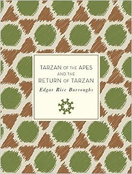 Book Tarzan of the Apes and The Return of Tarzan (Knickerbocker Classics)