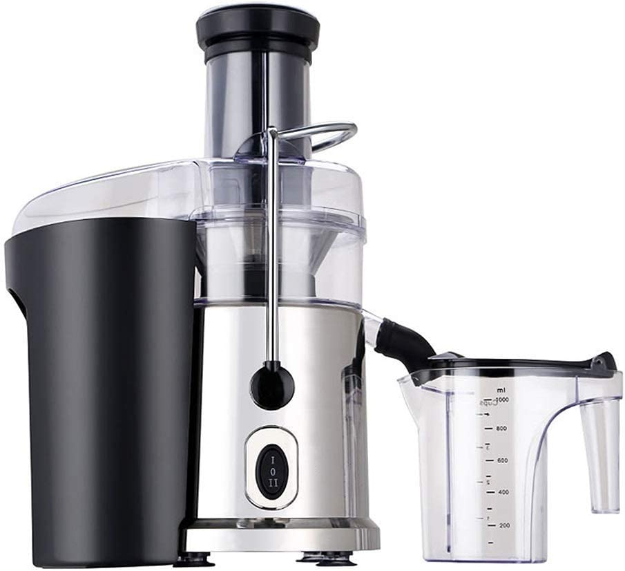 Automatic Multi-function Juicer 2-speed Juicer, Centrifugal Juicer With 1000ml Juice Cup, Easy-to-clean Extractor, Cold-pressed Juicer, Juice and Pulp Separation Function