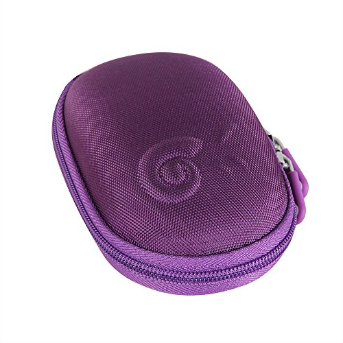 Hermitshell Storage Carrying carabiner Purple