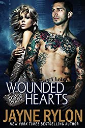Wounded Hearts (Men in Blue Book 5)