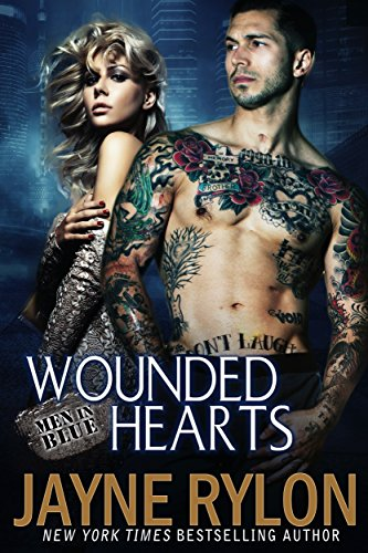 Wounded Hearts (Men in Blue Book 5) ()