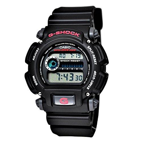 Casio Men's G-Shock DW9052-1V Shock Resistant...