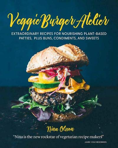 Image result for veggie burger atelier