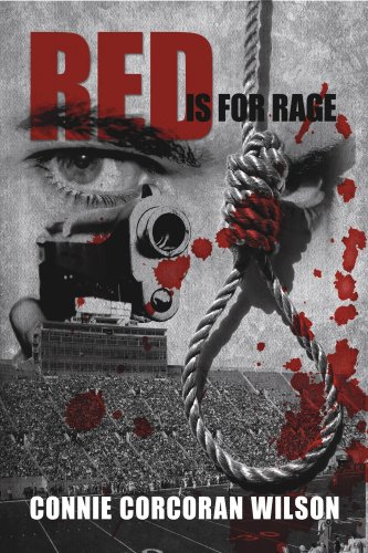 Red is for Rage: A Young Adult Paranormal Thriller (The Color of Evil Series)
