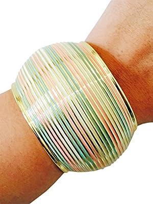 Fitness Activity Tracker Bracelet for VivoFit - The BURCH Bangle VivoFit Bracelet