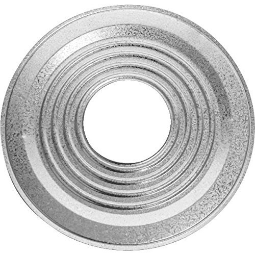 SELKIRK CORP 103460 3-Inch  Galvanized Pipe Collar