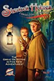 Sherlock Holmes - Consulting Detective Vol. One, Aaron Smith and Andrew Salmon, 1934935506