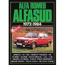 Alfa Romeo Alfasud 1972-84