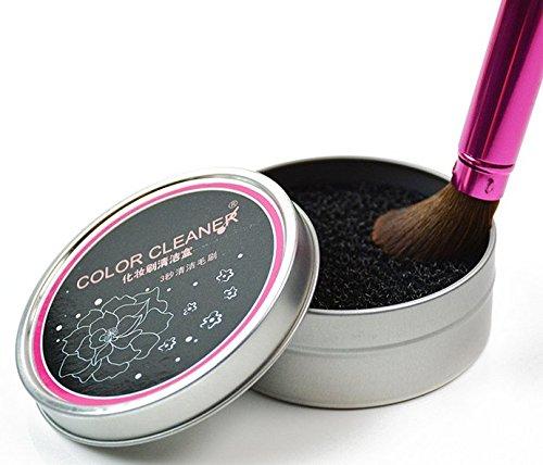 3 in 1 Cheek Makeup Set Facial Blush Powder With Brush(3#) - 2