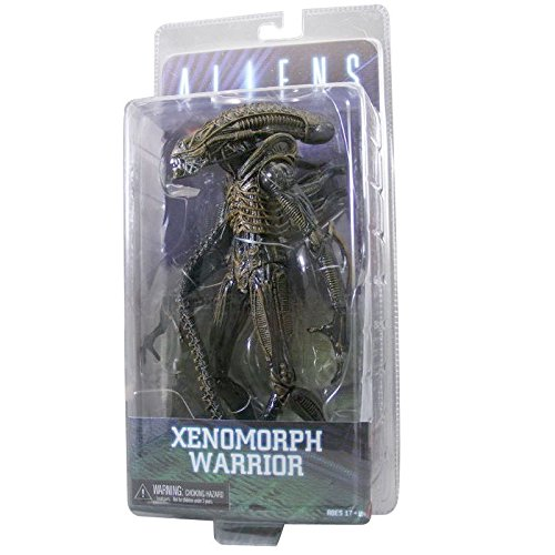 [Shalleen Series1 Alien Xenomorph Warrior 1986 Classic Original 7