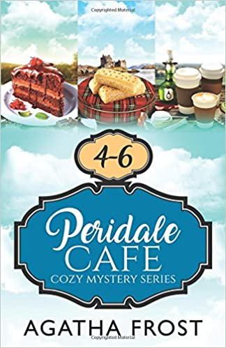 Peridale Cafe Cozy Mystery Series Volume 2 3 COMPLETE COZY MYSTERIES IN 1