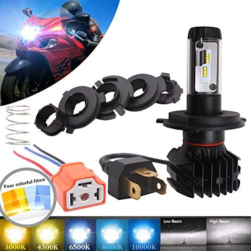 Approved 9003 Motorcycle Headlight Bulb product image