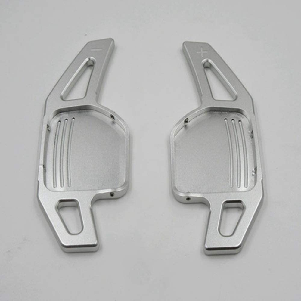 f/ür Audi a3 a4 a4l a5 a6 a7 a8 q3 q5 q7 tt s3 r8 YXSMBP Auto///lenkrad schaltpaddel schalthebel