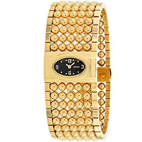 ROBERTO BIANCI WATCHES Women's 'Verona' Swiss Quartz Stainless Steel Casual Watch, Color:Gold-Toned (Model: RB90910)
