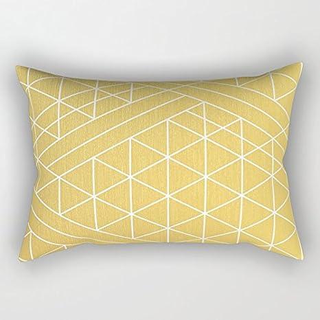 ymot101 - Funda de cojín Rectangular (40 x 60 cm), diseño de ...