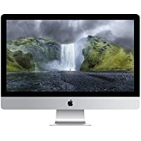 Apple iMac 27 Desktop with Retina 5K display - 4.0GHz Intelquad-core Intel Core i7, 512GB Flash Storage, 32GB 1600MHz DDR3 Memory, R9 M295X 4GB GDDR5, Mac OS X Yosemite, (NEWEST VERSION)
