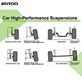 Scitoo Coilover Suspensions Shock Struts Kits