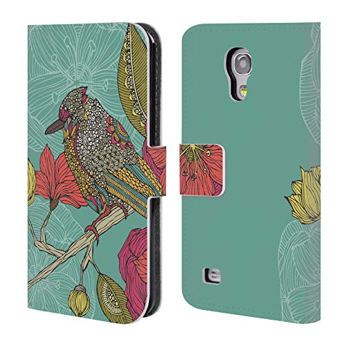 Official Valentina Contented Constance Birds Leather Book Wallet Case Cover for Samsung Galaxy S4 Mini I9190