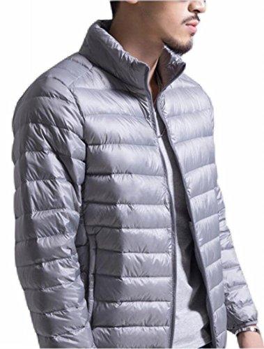 Uomini Puffer 4 Classico Degli Leggero Packable uk Cappotto Outwear Piumino Caldi Brd xq44ZRwgnO