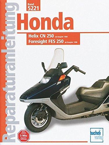 Download Honda Helix CN 250 ab 1988/Foresight FES 250 ab 1998. pdf epub