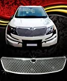 Auto Pearl - Premium Quality Car Chrome Front Grill For - Mahindra XUV500