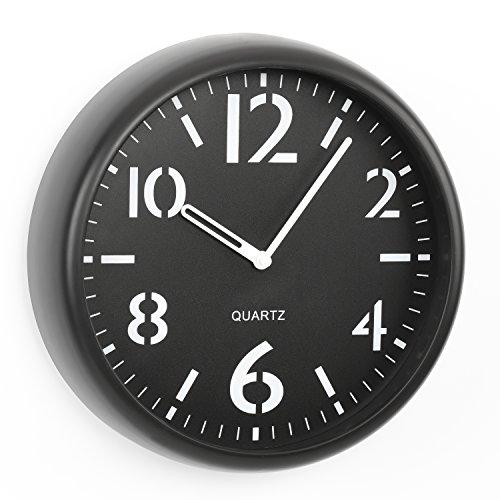 Timekeeper 671007 Simple Round Wall Clock, 9  clocks 9 | Coldplay – Clocks 51bgPuKsjeL