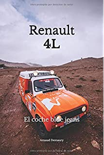 Renault 4L: El coche blue jeans