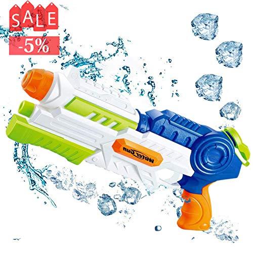 Cozyone 물총 최강 초강력 비거리 10-12m 워터 건 초 큰물 용량 여름의 단골 물놀이 물놀이 풀 어린이 고성능 물격 샷 성인
