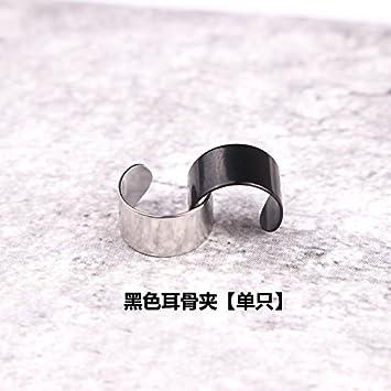 Black Ear Bones Clip