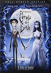 Tim Burton's Corpse Bride (Full Screen Edition)
