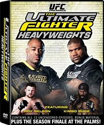 Amazon Com Ufc Ultimate Fighter Season 10 Heavyweights