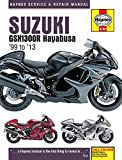Suzuki GSX1300R Hayabusa '99 to '13 (Haynes Service & Repair Manual)